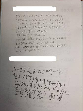 プログラムメッセージ3