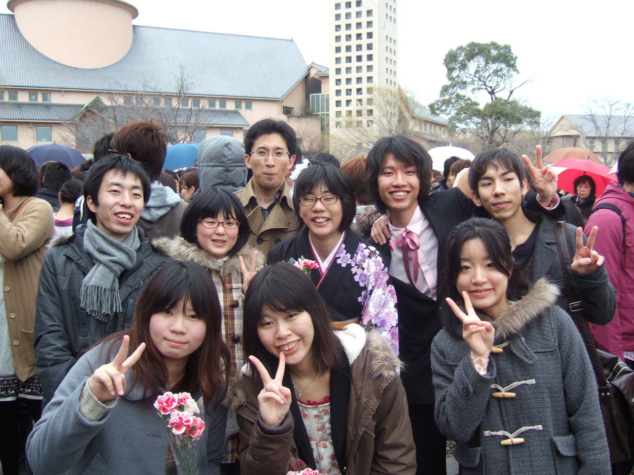 卒業式2011.03.21