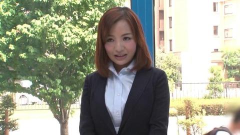 【MM号】デカ尻タイトスカートOL (15)