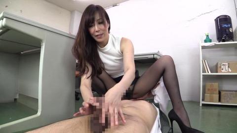 パンスト直穿き痴女熟女、澤村レイコ (28)
