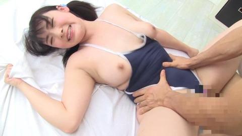 坂井亜美 巨乳×スク水 (29)