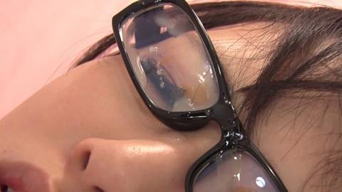 美脚×ハイレグ×ストッキング眼鏡 (50)