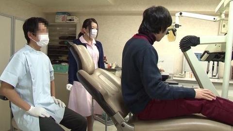 歯科助手をしている兄貴の嫁さん (29)