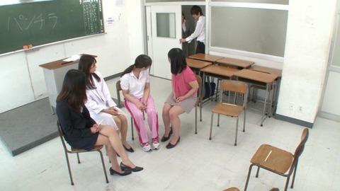 巨乳女教師とハーレムセックス画像-006