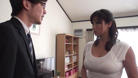 姑の巨乳を狙う娘婿宮部涼花-002