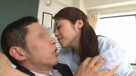 淫欲ママのセックス面談 (2)