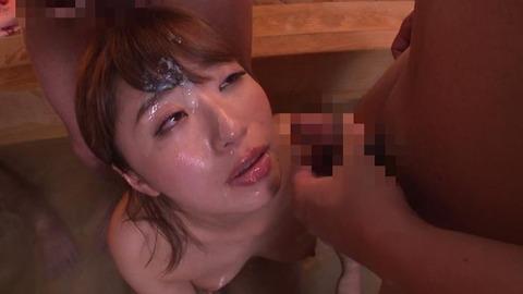 初美沙希ぶっかけ (26)