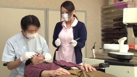 歯科助手をしている兄貴の嫁さん (4)