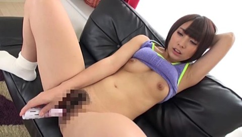 阿部乃みくの脇臭 (8)