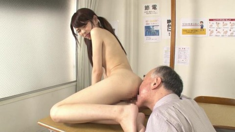 地味で真面目なJKと羞恥SEX-005
