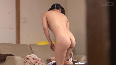 スク水ニーハイデカ尻家政婦 (3)