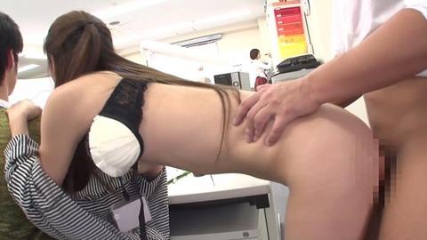 オフィスでSEXマネキンチャレンジ (31)