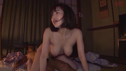 人妻との温泉中出しの旅 (13)