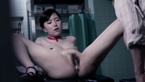 ナースと患者の中出しセックス-049