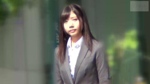 【盗撮】超ピュアな感じの素人OL (1)
