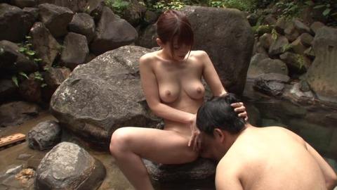 混浴温泉近親相姦-004