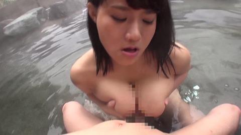 爆乳AV女優、澁谷果歩 (18)