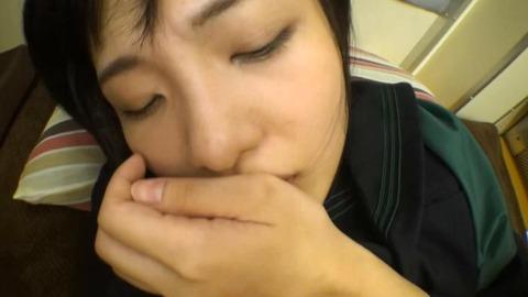 水城りのちゃんの着衣SEX画像-16枚目