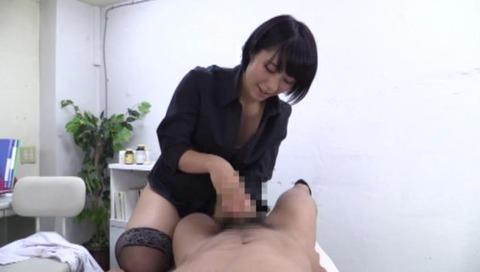 M男の包茎チ○ポを弄る美少女-005