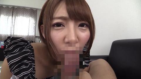 豊満デカ尻タイトスカートで挑発する美女 (3)