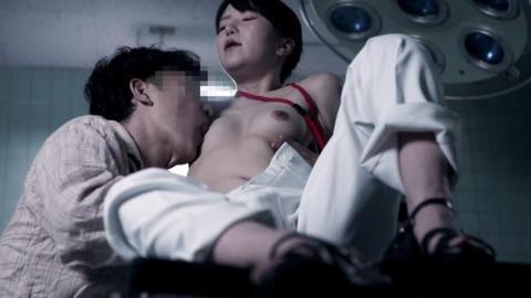 ナースと患者の中出しセックス-040
