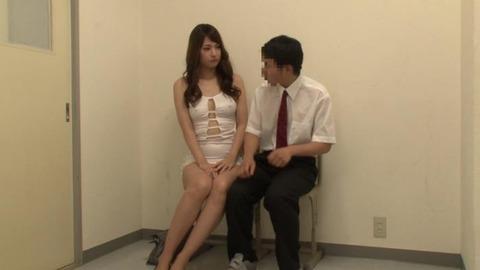 ボディコンで教師を誘惑する変態妻-01