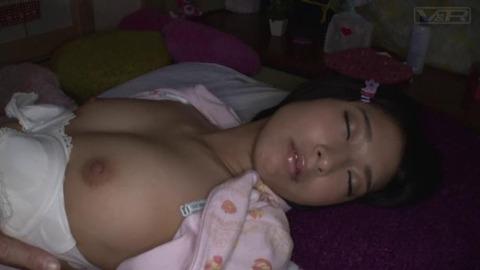 女子校生のパイパン義娘 (14)