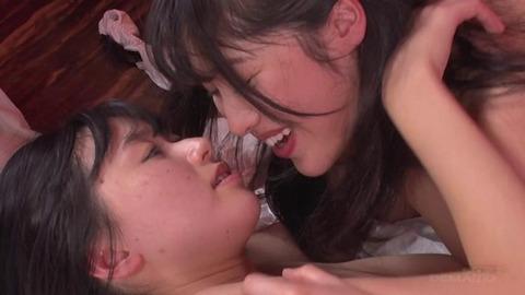 真性レズ、優木涼香AVデビュー (30)