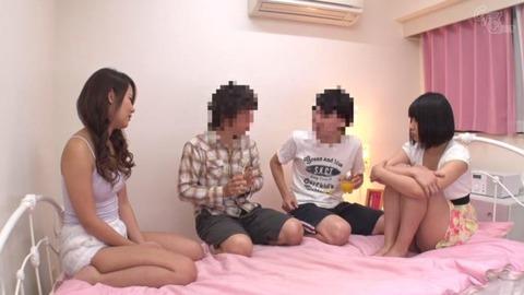 【尻フェチ必見】小泉まり&美咲エリカ020