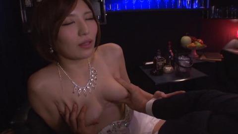 キャバクラ嬢と生中セックス_041