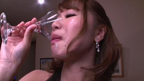 初美沙希ぶっかけ (3)