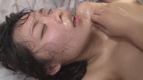 嶋野遥香が濃厚な汁ダク性交を展開49枚目