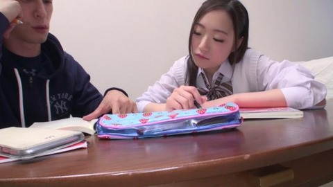 女子校生の妹-033