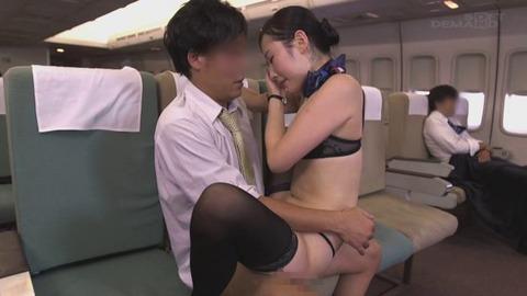 CAさんの性的おもてなし画像 (24)