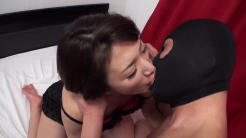 濃厚べろキス美女ヨダレまみれ淫交 (34)