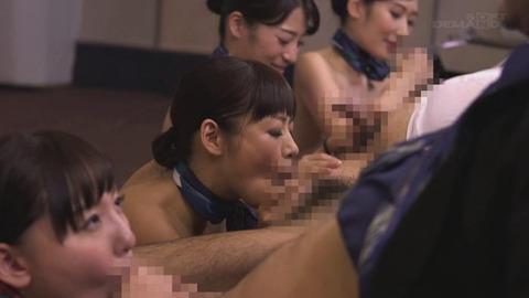 CAさんの性的おもてなし画像 (31)