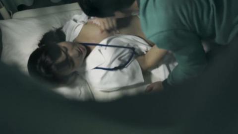 ナースと患者の中出しセックス-023