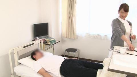 精液採取する淫乱ナース_006