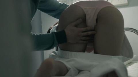 ナースと患者の中出しセックス-025