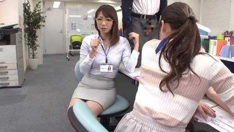 オフィスでSEXマネキンチャレンジ (21)
