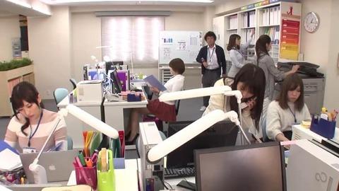 オフィスでSEXマネキンチャレンジ (5)