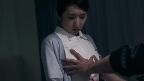 ナースと患者の中出しセックス-001