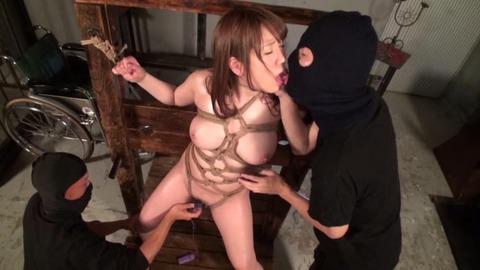 木南日菜のSM調教エロ画像-05枚目