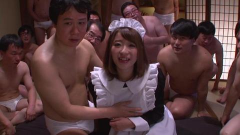 初美沙希ぶっかけ (34)