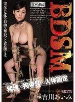 【数量限定】BDSM 緊縛×拘束具×人体固定 吉川あいみ チェキ付き