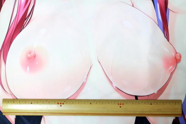 表面乳首寸法