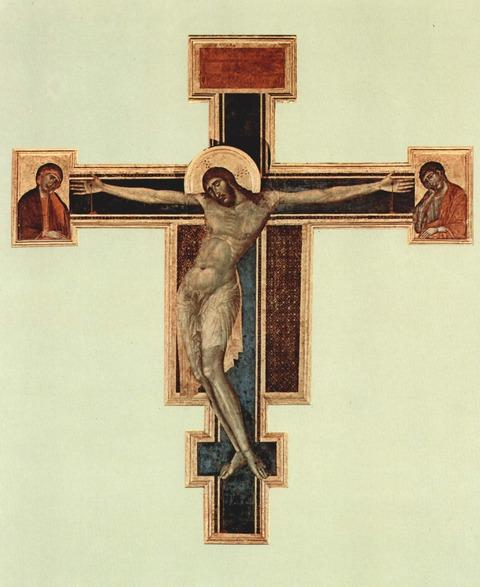 Cimabue,Crucifix
