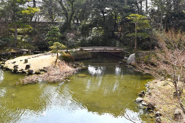 小倉城庭園
