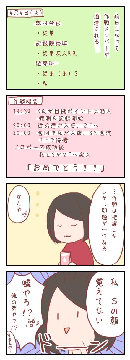 【ろぐ76】サプライズ☆プロポーズ大作戦~作戦会議