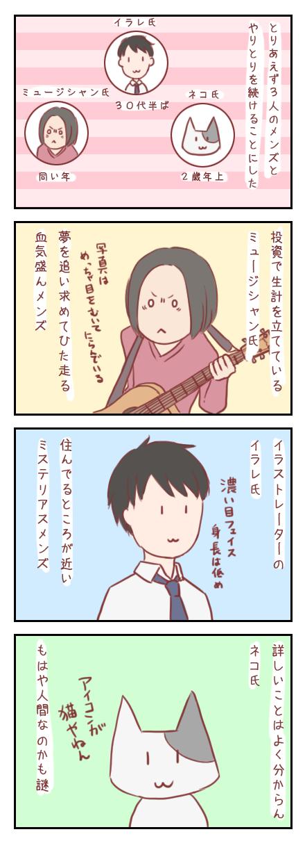【ろぐ98】どうのこうのマッチング(婚活アプリ編)